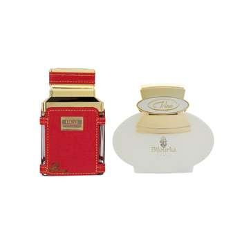 ادوپرفیوم زنانه بیجورکا مدل Vina حجم 100 میلی لیتر به همراه ادوپرفیوم زنانه مدل Red حجم 100 میلی لیتر