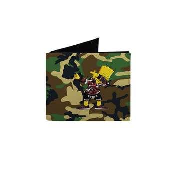 کیف پول طرح سیمپسون مدل kp64