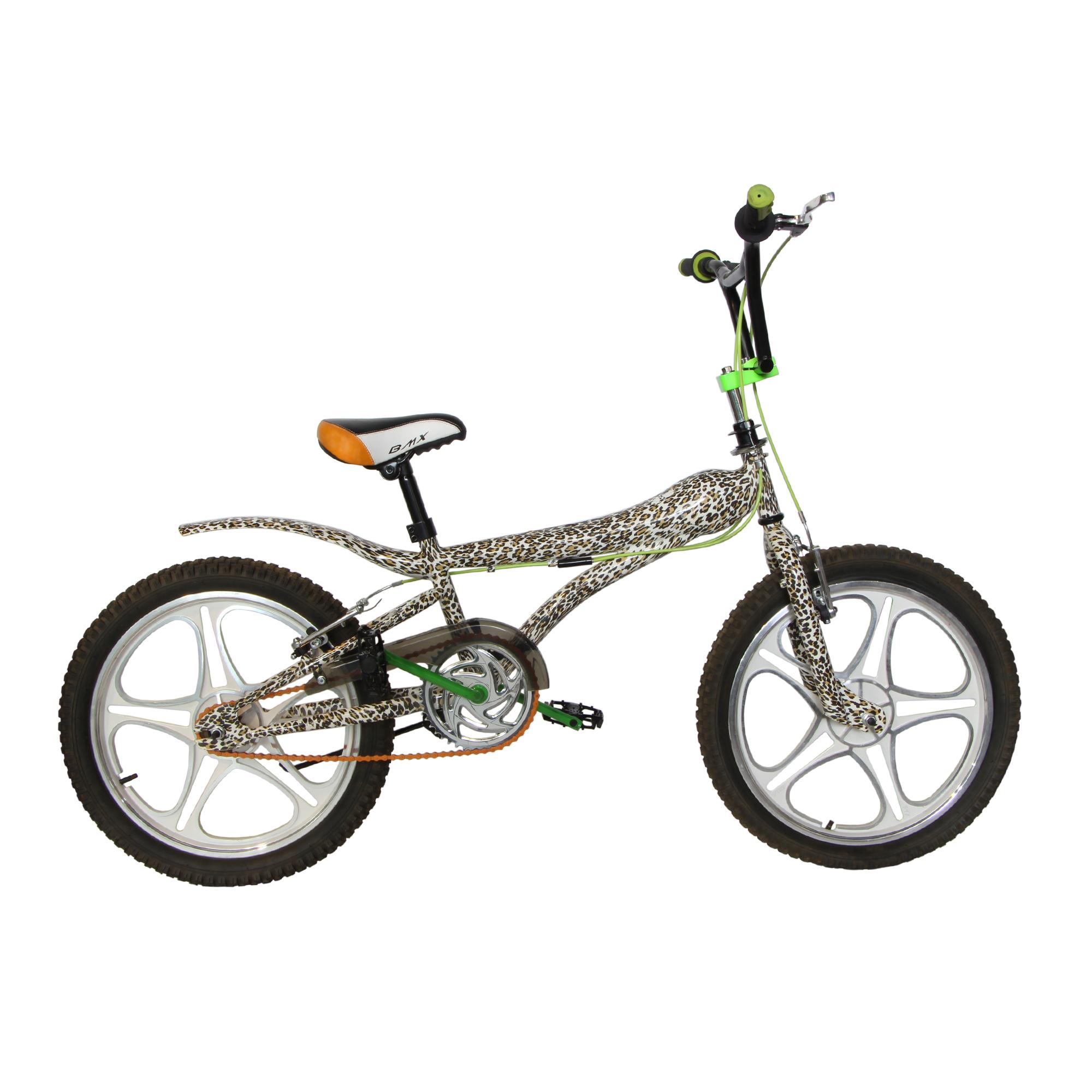 خرید                     دوچرخه BMX مدل 0055WG سایز 20
