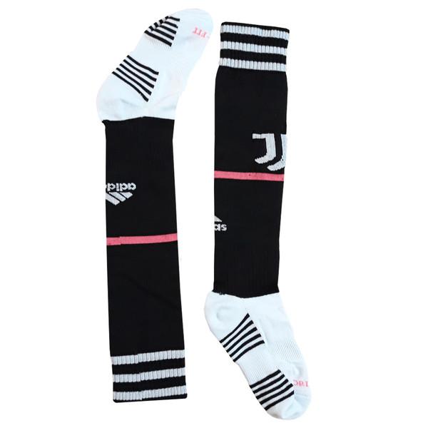 جوراب ورزشی پسرانه طرح یوونتوس مدل B P 2019
