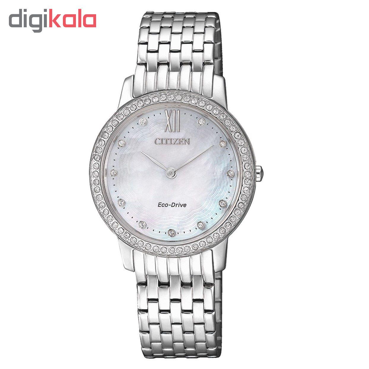 ساعت  زنانه سیتی زن مدل EX1480-82D