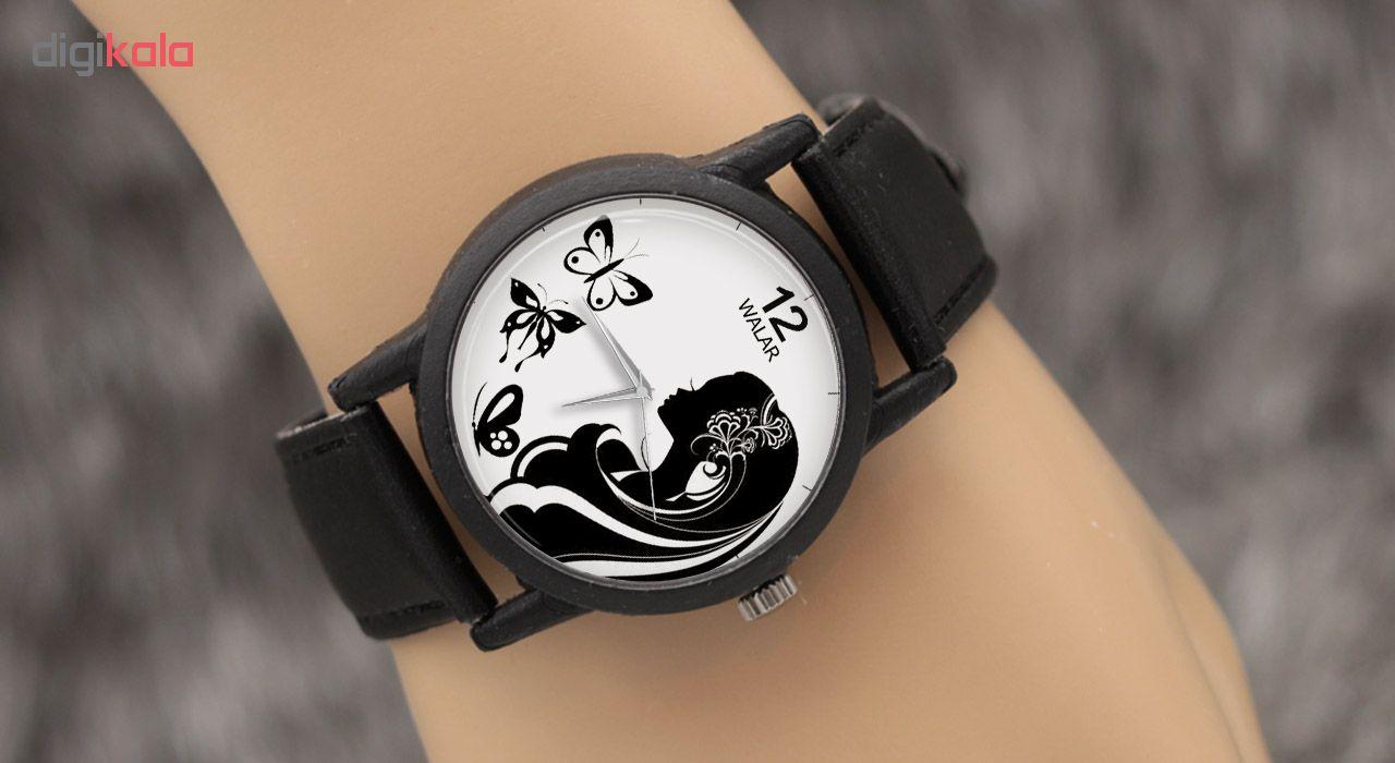 ساعت  زنانه والار مدل LF1360