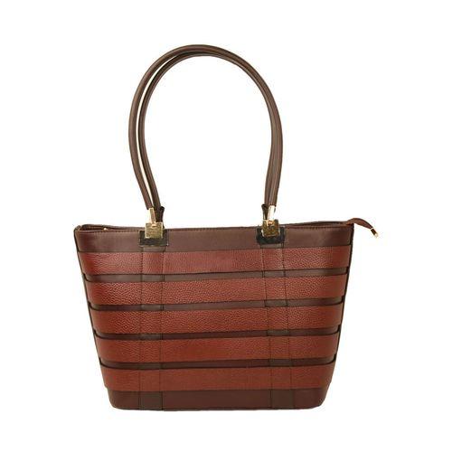 کیف دوشی زنانه پارینه مدل 1382-PLV151-7