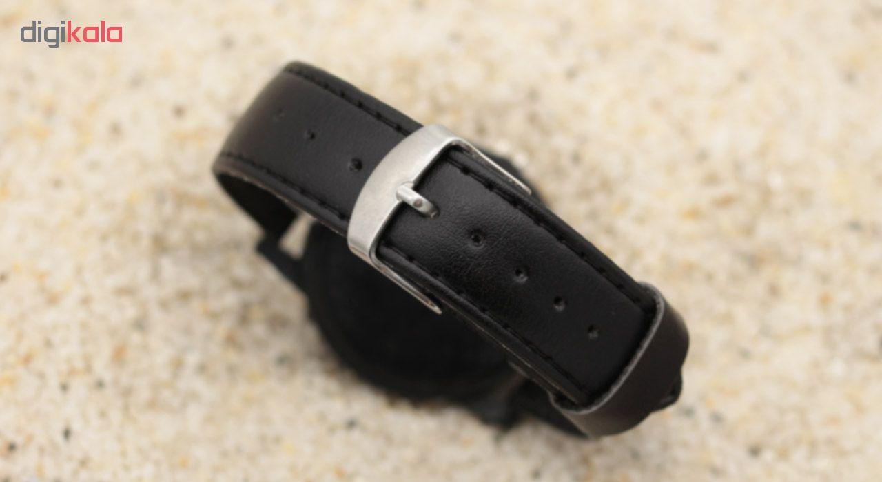 کد تخفیف                                      ساعت مچی عقربه ای مردانه والار طرح مسی مدل LF1357