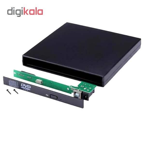 باکس تبدیل درایو DVD اینترنال کد 008 main 1 2