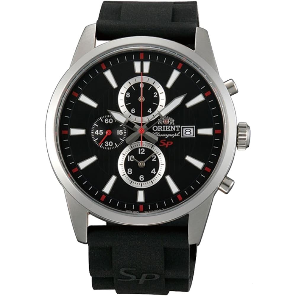 ساعت مچی عقربه ای مردانه اورینت مدل STT12008BO
