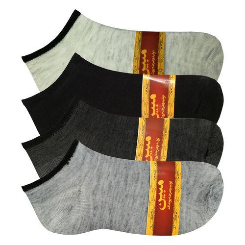 جوراب مردانه کد 206 مجموعه 4 عددی