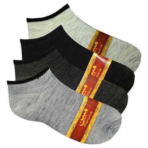 جوراب زنانه کد 205 مجموعه 4 عددی