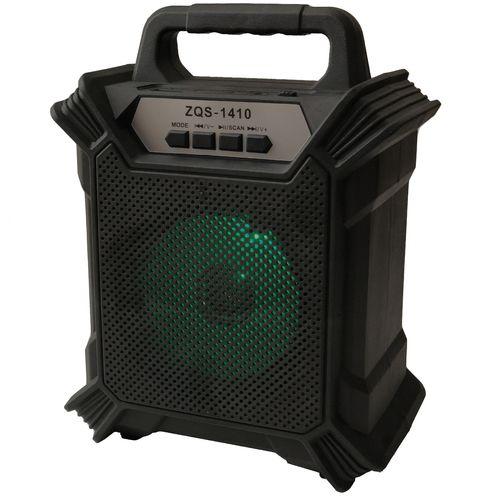 اسپیکر بلوتوثی قابل حمل مدل ZQS-1410