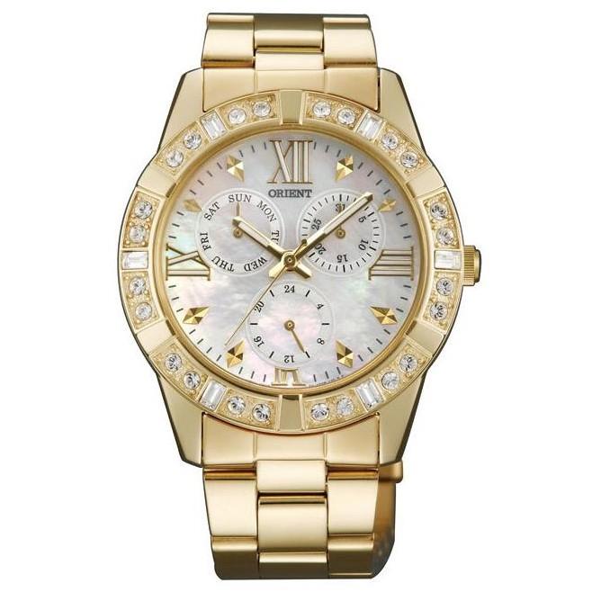 ساعت مچی عقربه ای زنانه اورینت مدل SUT0B003WO