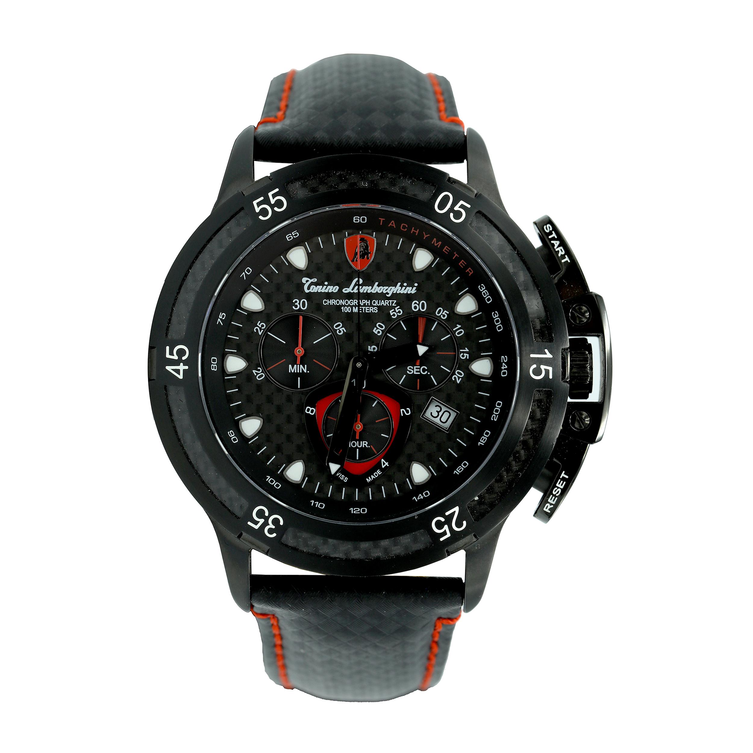 ساعت مچی عقربه ای مردانه تونینو لامبورگینی مدل TL 2990-03