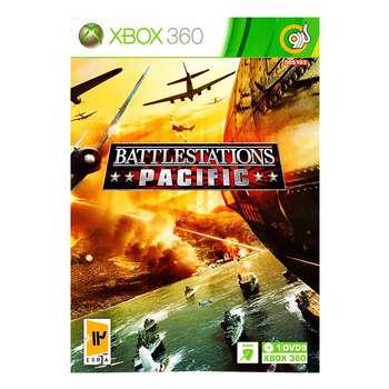 بازی Battlestations Pacific مخصوص XBOX 360 نشر گردو