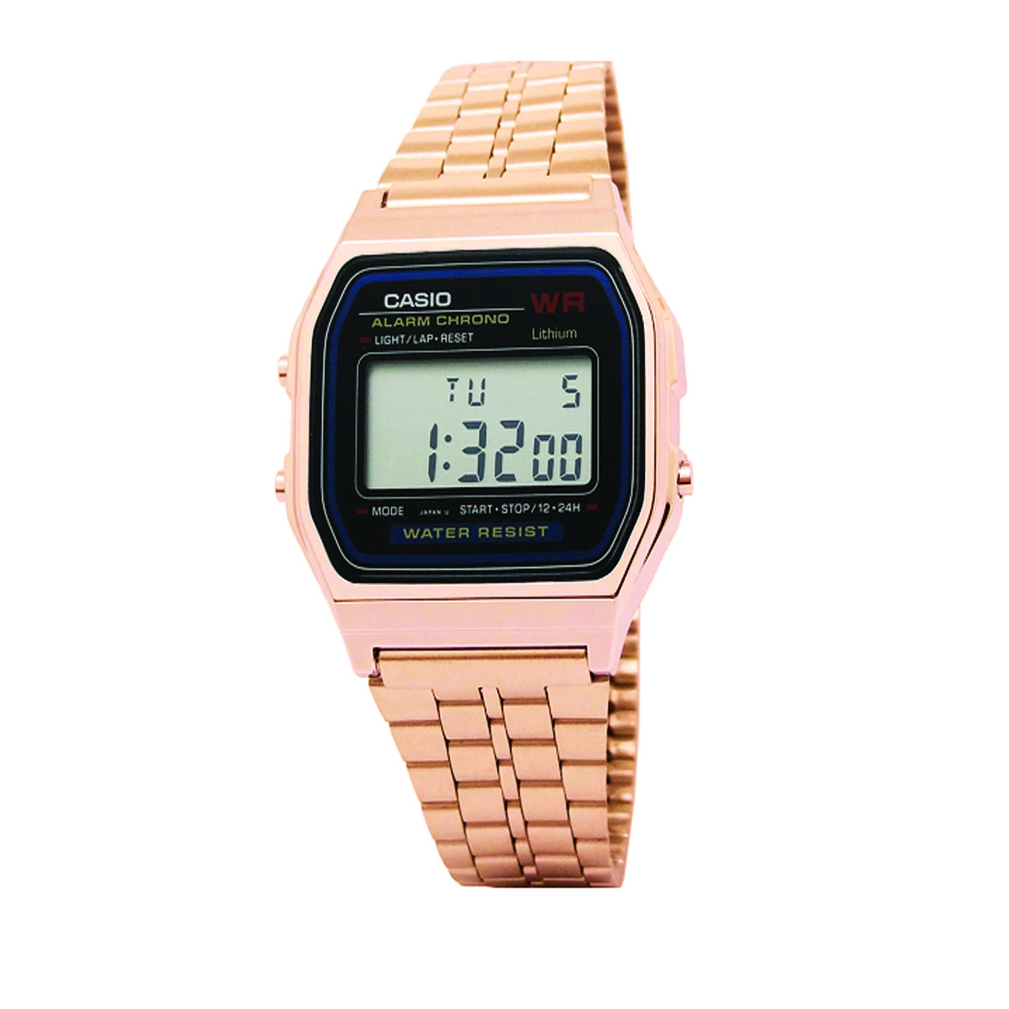 کد تخفیف                                      ساعت مچی دیجیتال مردانه  مدل A159WA_N1DF                     غیر اصل