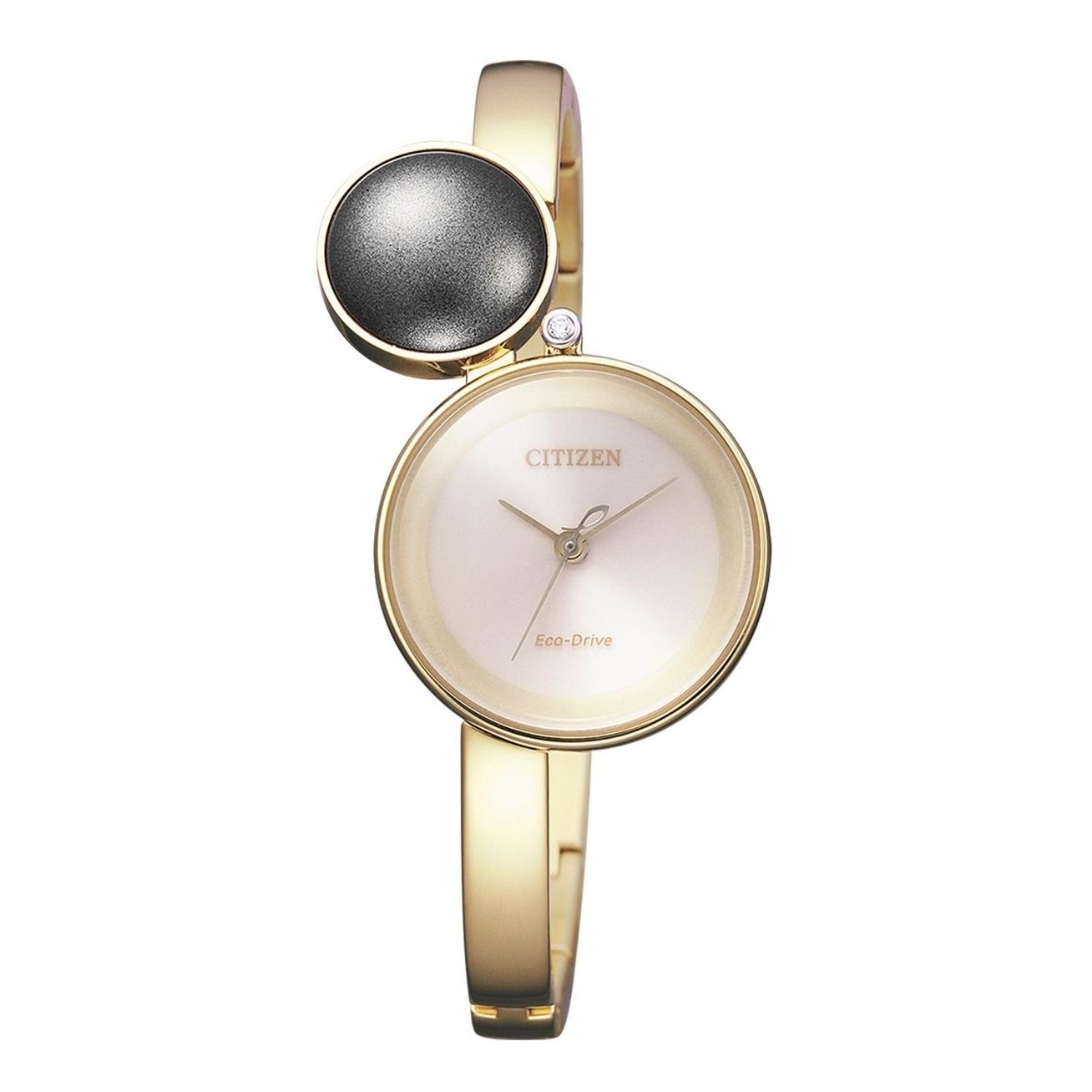 ساعت مچی عقربه ای زنانه سیتی زن مدل EW5493-51W