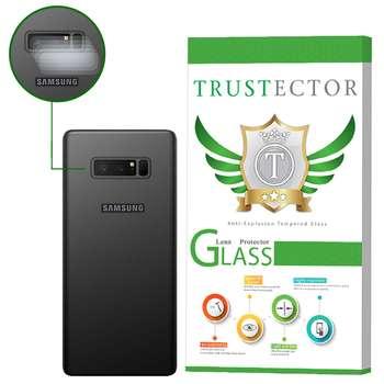 محافظ لنز دوربین تراستکتور مدل CLP مناسب برای گوشی موبایل سامسونگ Galaxy Note 8 بسته 5 عددی
