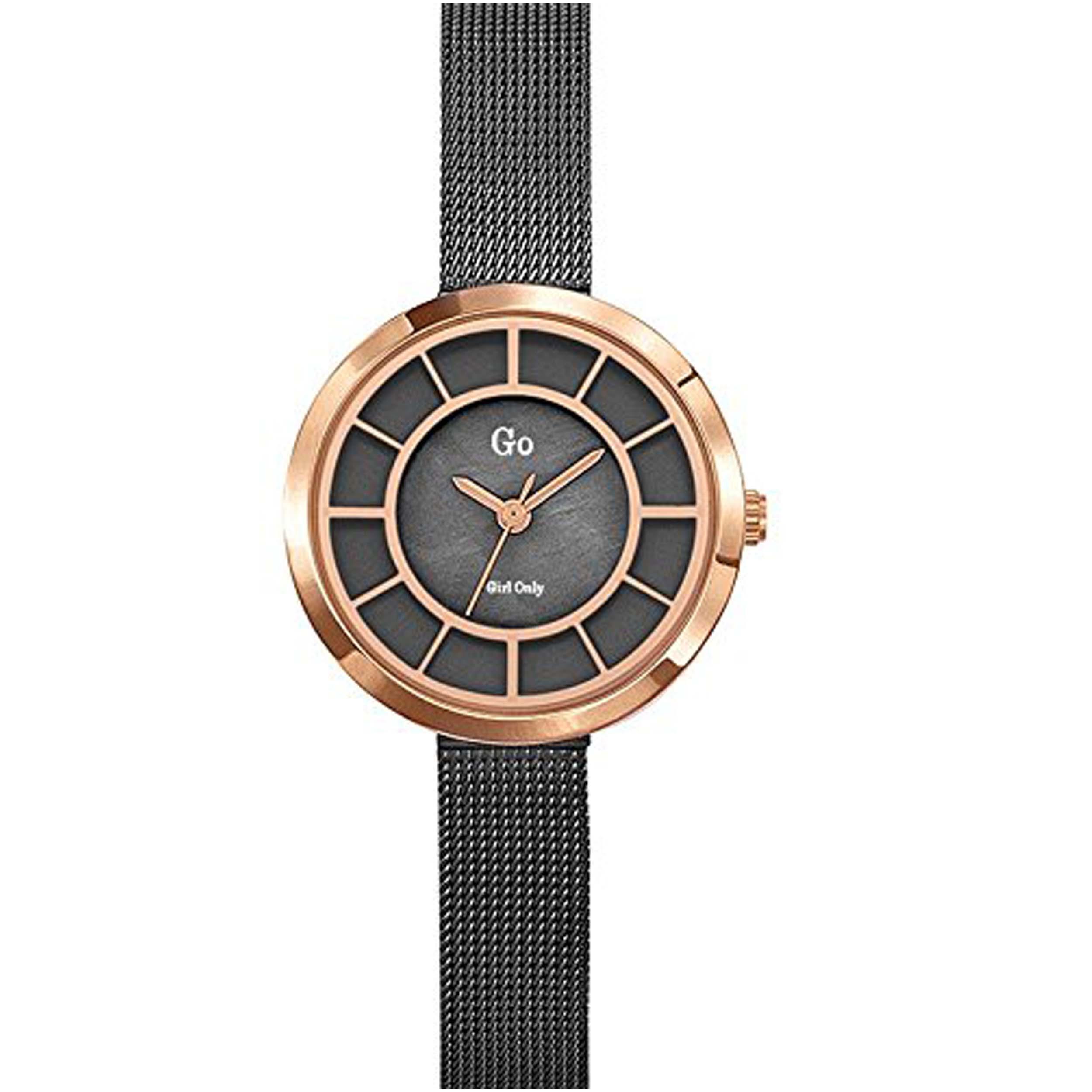 ساعت مچی عقربه ای زنانه جی او مدل 695027