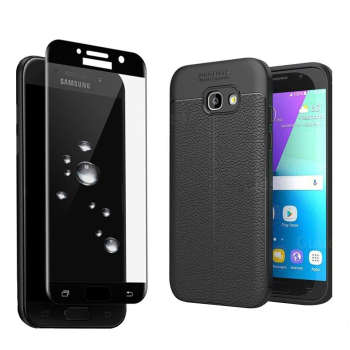 کاور مورفی مدل LM7 مناسب برای گوشی موبایل سامسونگ Galaxy A5 2017 به همراه محافظ صفحه نمایش