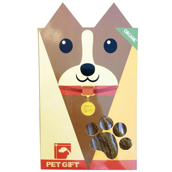 اسنک تشویقی سگ پت گیفت مدل sira وزن 70 گرم