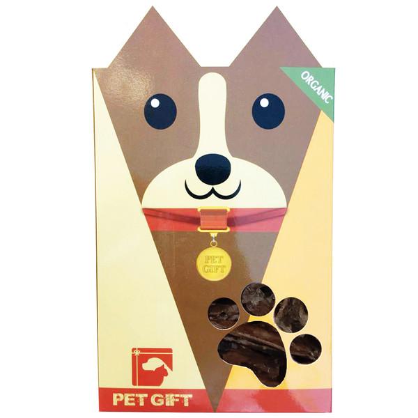اسنک تشویقی سگ پت گیفت مدل jig01 وزن 50 گرم