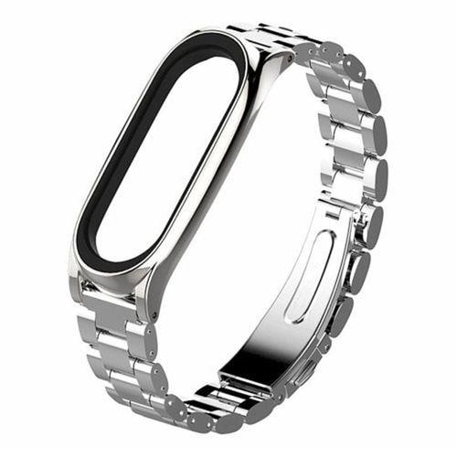 بند  مدل Three Bead مناسب برای مچ بند هوشمند شیائومی Mi Band 4