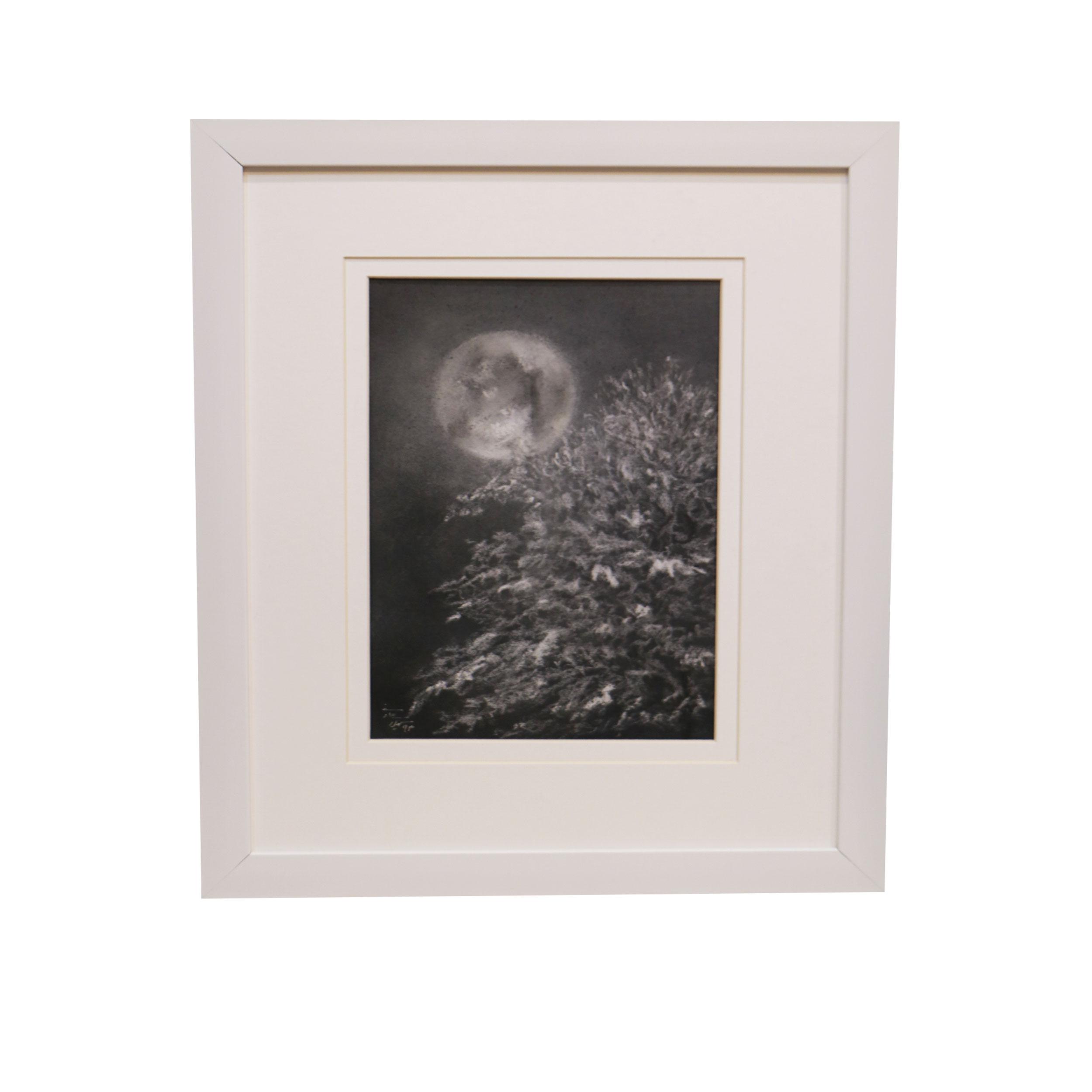 تابلو نقاشی طرح مهتاب مدل RRS98-048