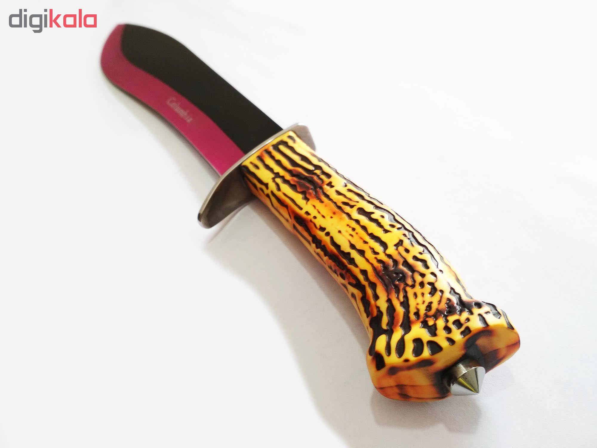 چاقو سفری کلمبیا کد 3838