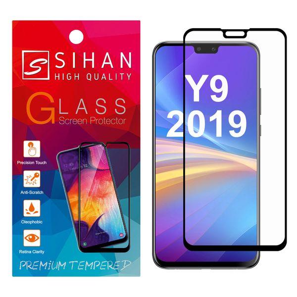 محافظ صفحه نمایش سیحان مدل FG مناسب برای گوشی موبایل هوآوی Y9 2019