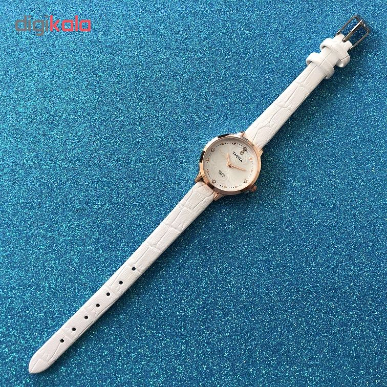 ساعت مچی عقربه ای زنانه تاکیا کد W2080