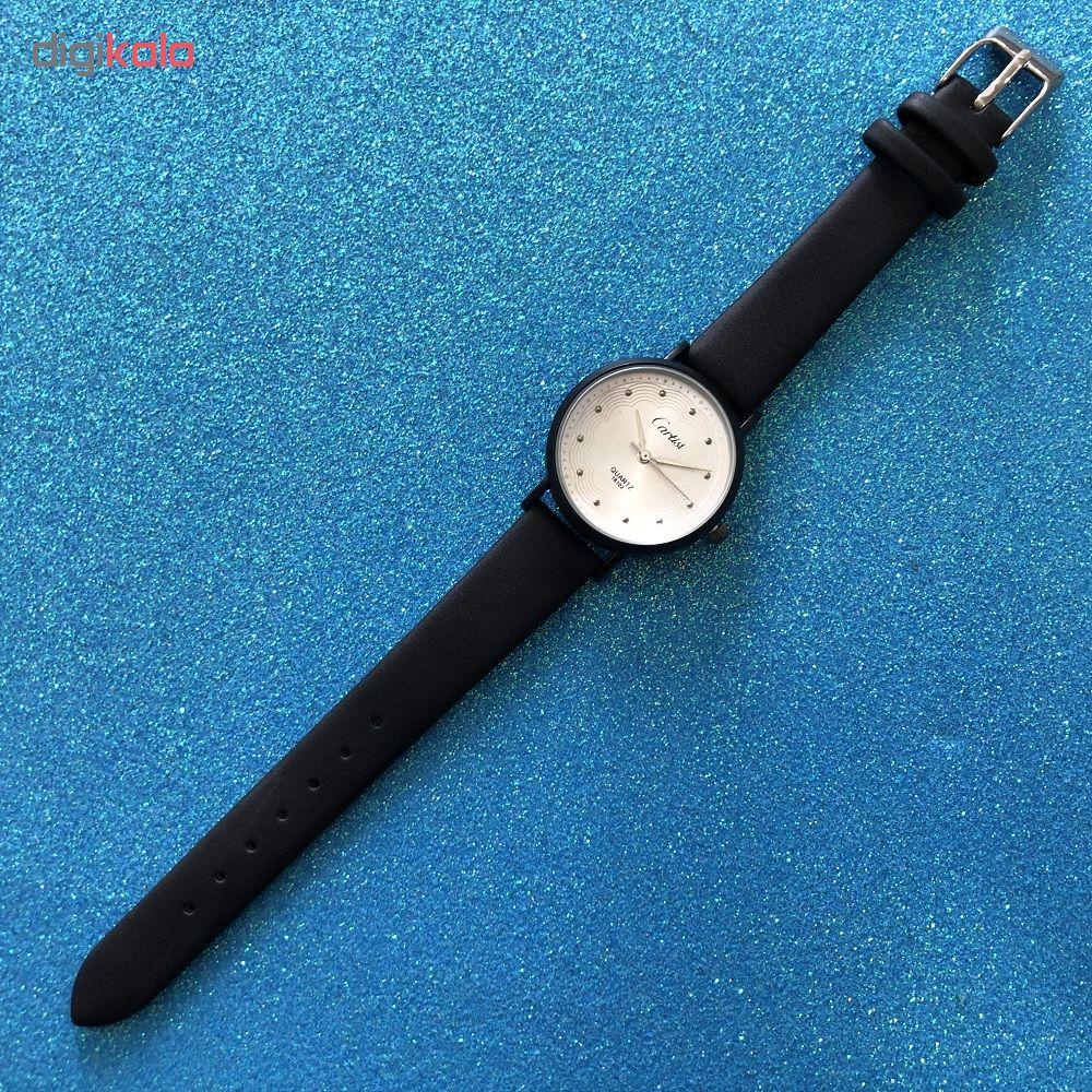 ساعت مچی عقربه ای زنانه کارتیسی کد W2114