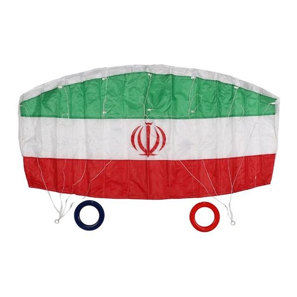 بابادک طرح پرچم ایران کد 3295