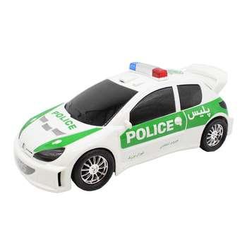 ماشین بازی دورج توی طرح پلیس مدل K1-206
