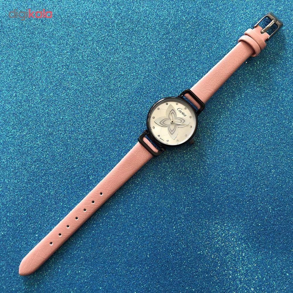 ساعت مچی عقربه ای زنانه کارتیسی کد W2132