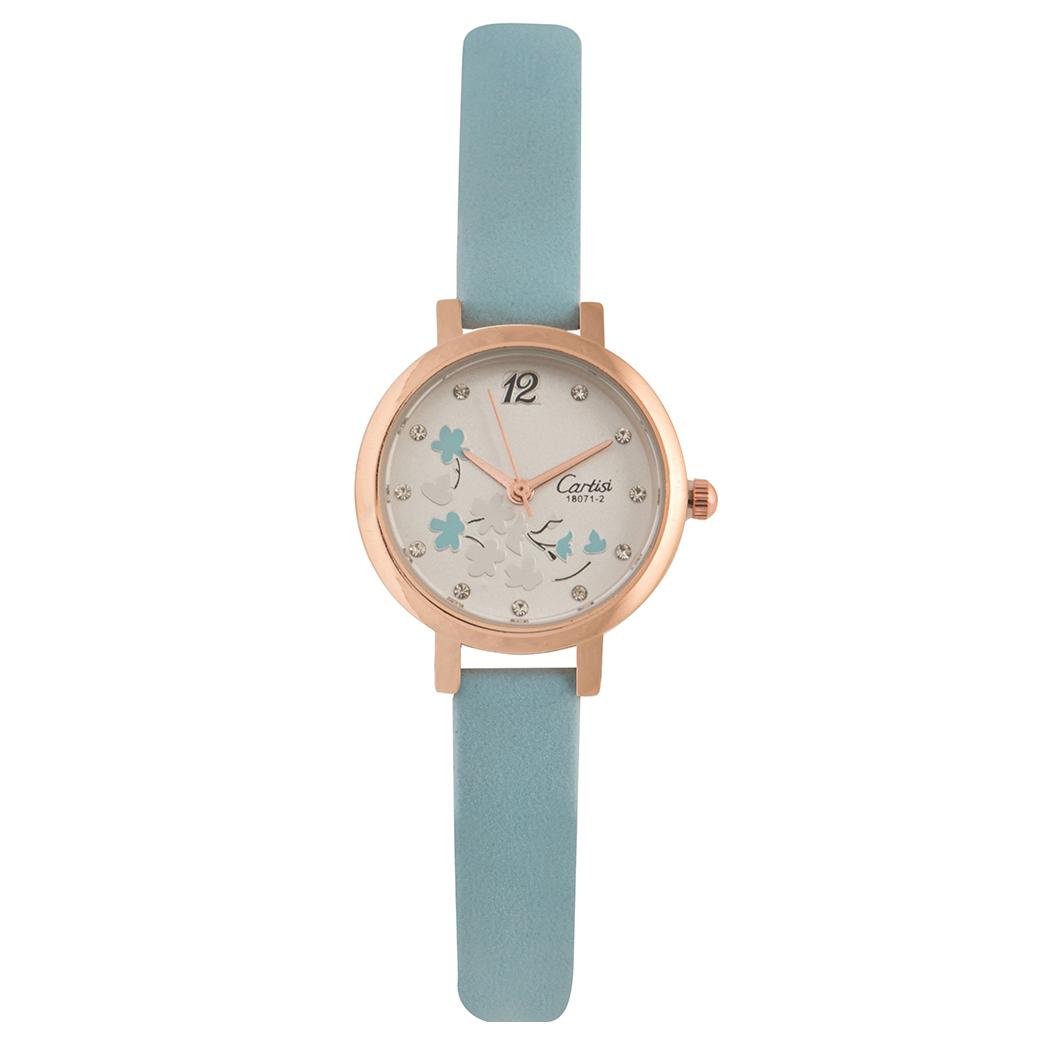 ساعت  زنانه کارتیسی کد W2135