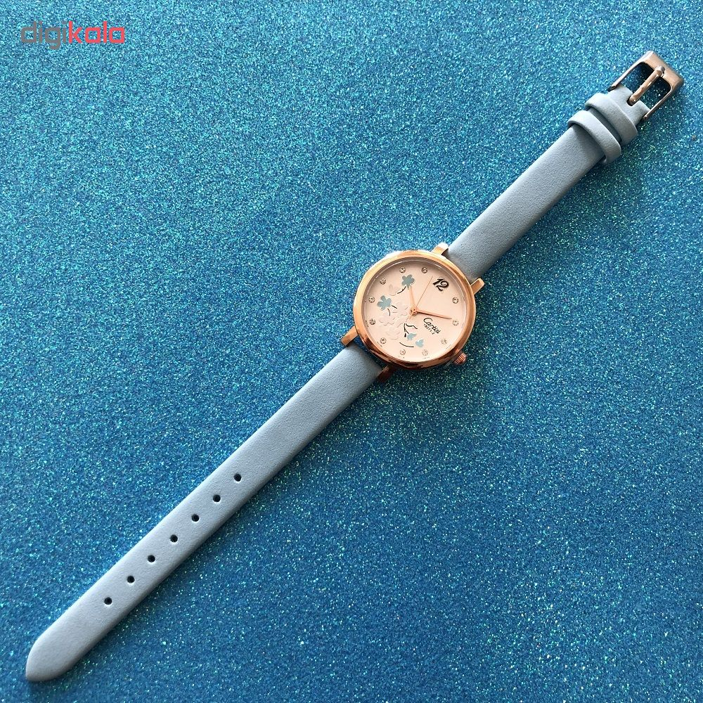 ساعت مچی عقربه ای زنانه کارتیسی کد W2135