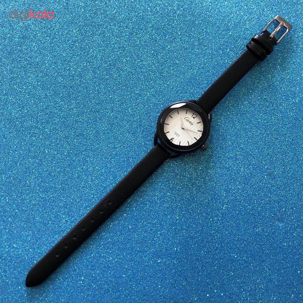 ساعت مچی عقربه ای زنانه کارتیسی کد W2141