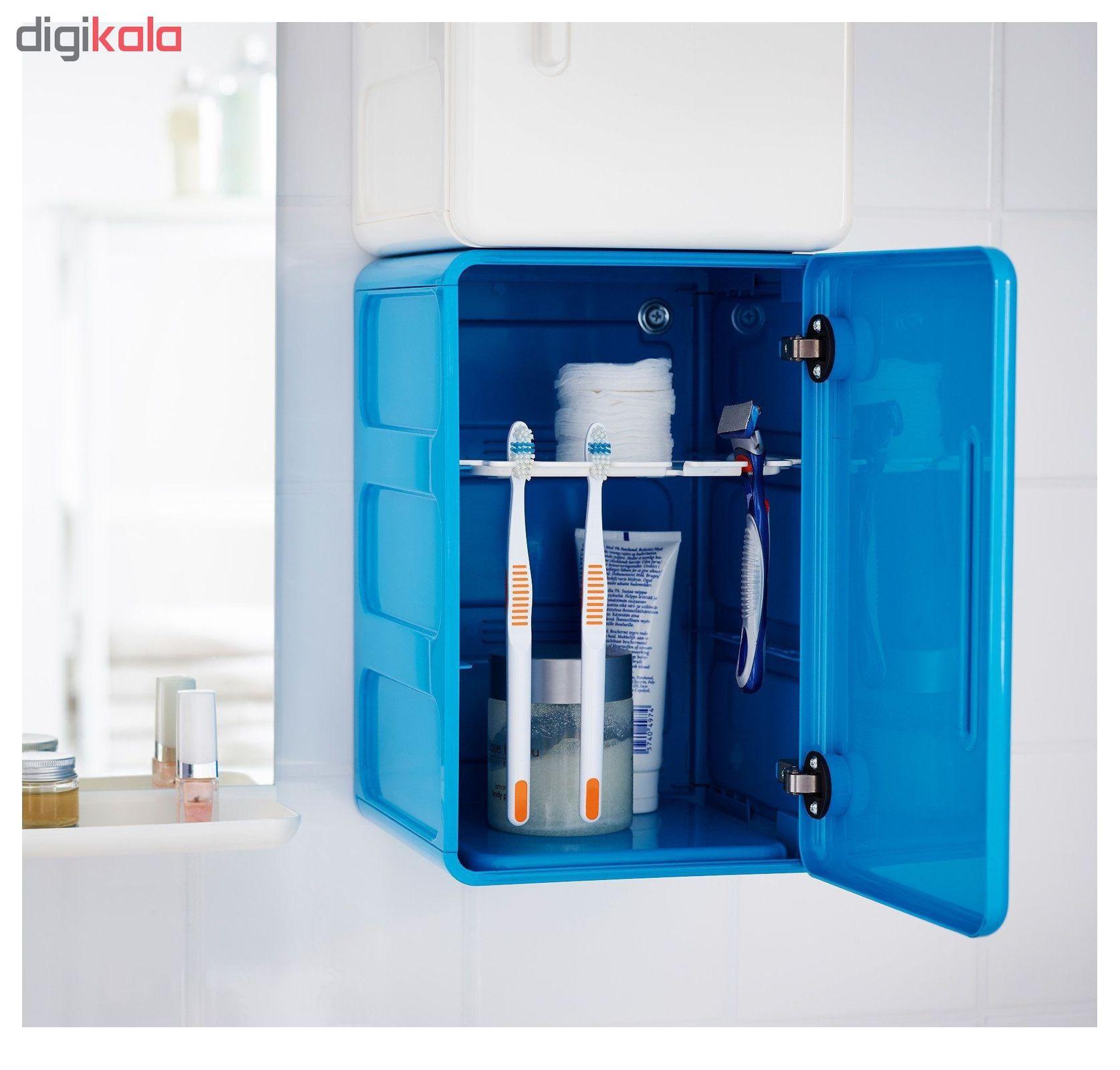 قفسه حمام ایکیا مدل Lejen main 1 3