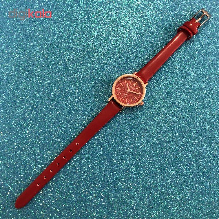 ساعت مچی عقربه ای زنانه کارتیسی کد W2151