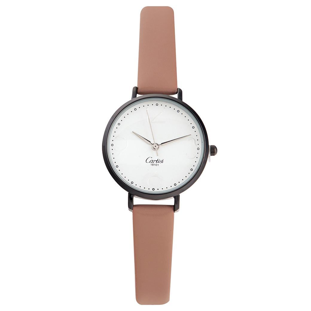ساعت مچی عقربه ای زنانه کارتیسی کد W2159