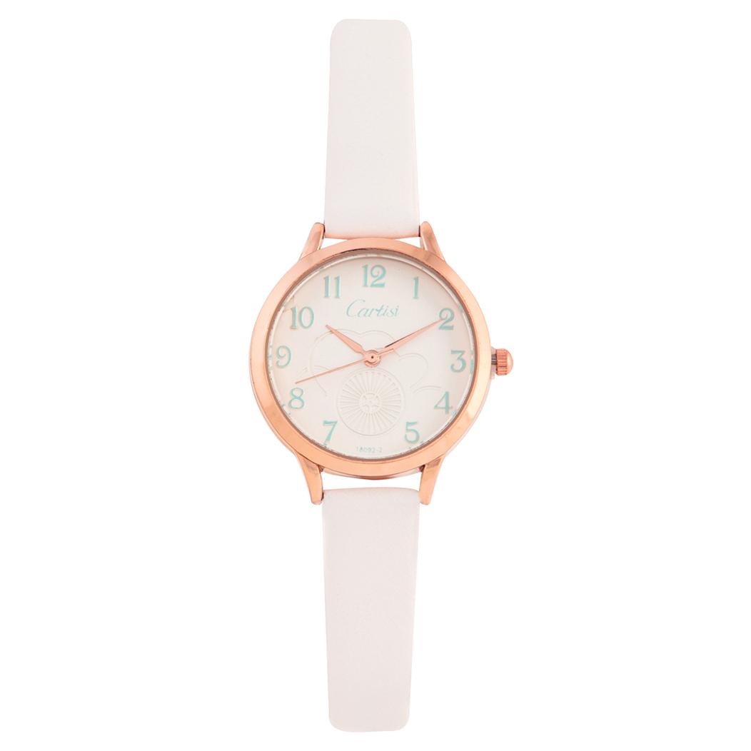 ساعت مچی عقربه ای زنانه کارتیسی کد W2160