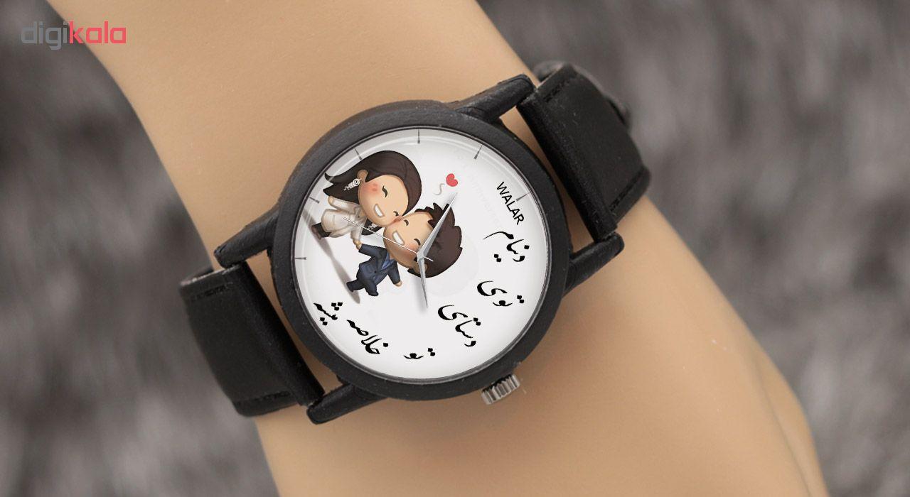 ساعت مچی عقربه ای زنانه والار مدل LF1347