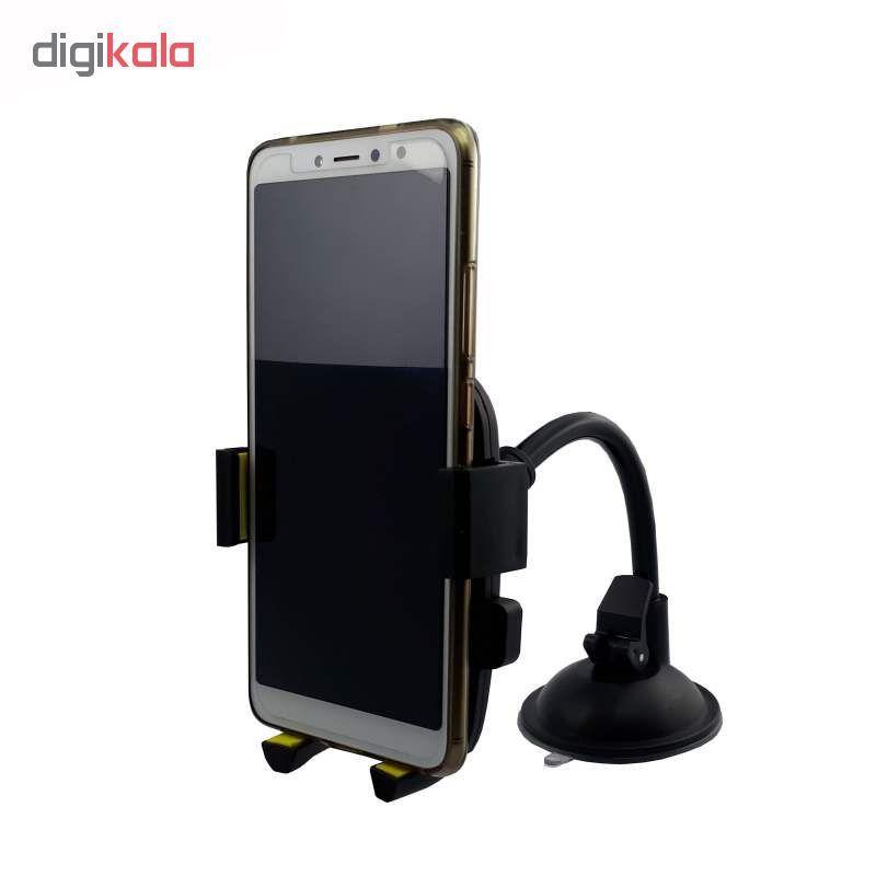 پایه نگه دارنده گوشی موبایل مدل DST-H7 main 1 3