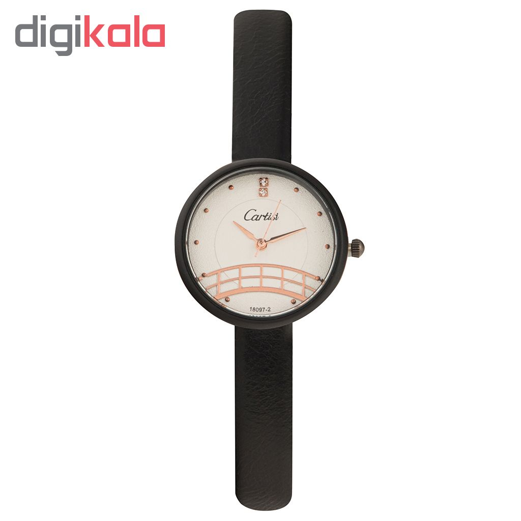 ساعت زنانه برند کارتیسی کد W2169