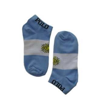 جوراب مردانه طرح پرچم آرژانتین