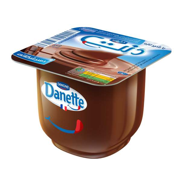 دسر فرانسوی شکلاتی دنت مقدار 100 گرم