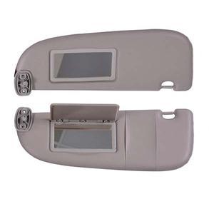 آفتاب گیر شیشه خودرو مدل BLBA مناسب برای پژو 206 بسته دو عددی