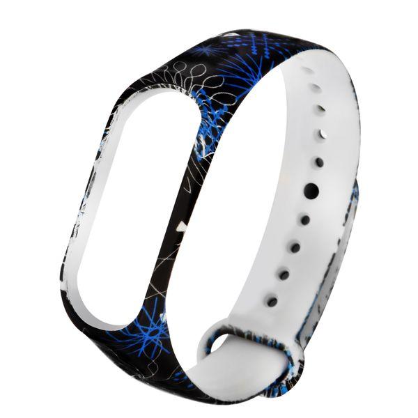 بند مچ بند هوشمند سومگ مدل  SMG-11 مناسب برای مچ بند هوشمند شیائومی Mi Band 3 و M3
