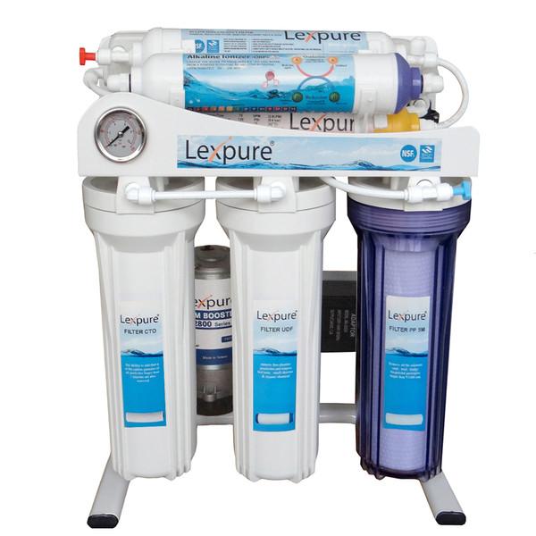دستگاه تصفیه کننده آب لکس پیور مدل RO-LX1717