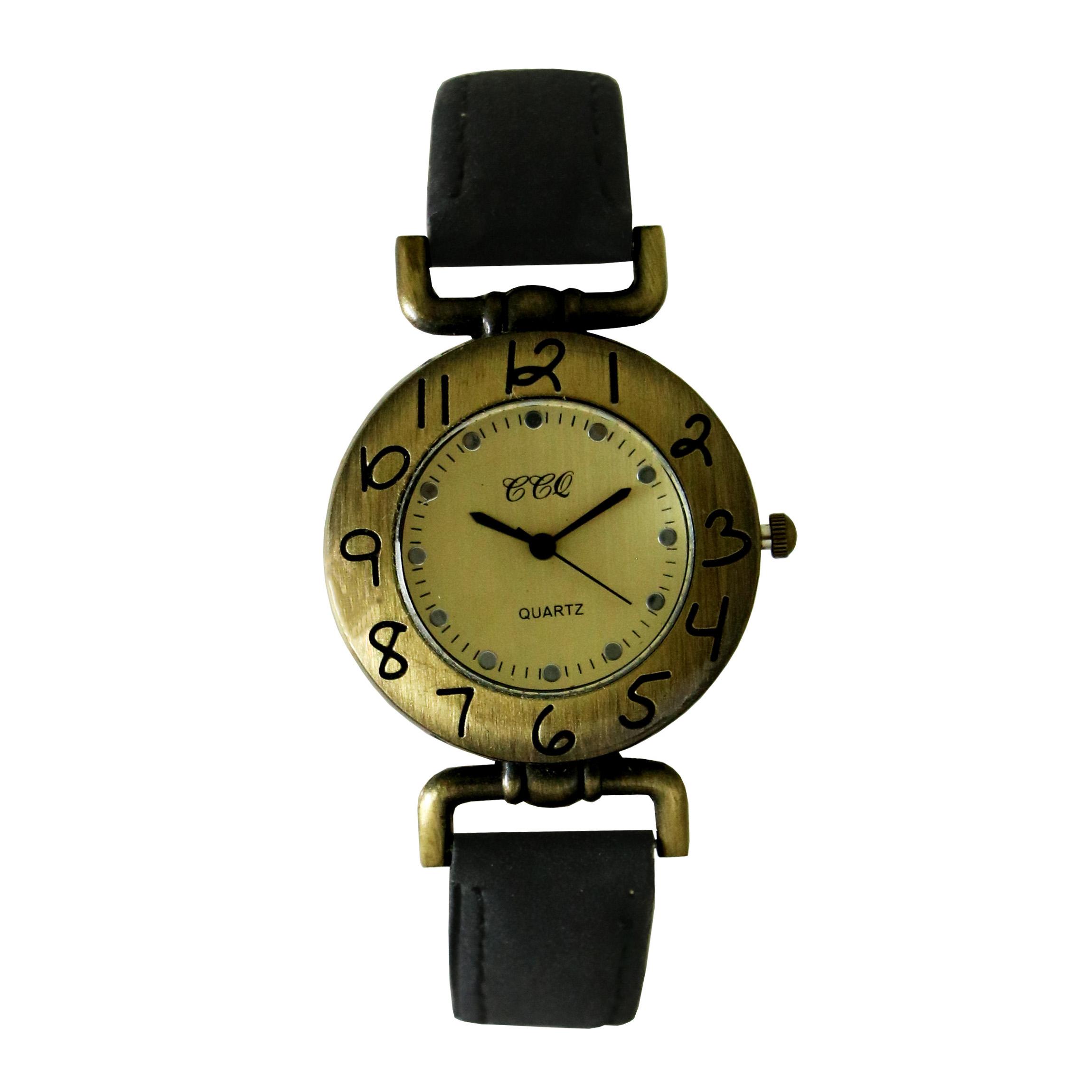 ساعت مچی عقربه ای زنانه جی جی سی  کد mw735