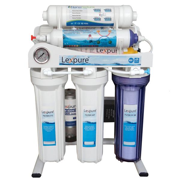 دستگاه تصفیه کننده آب لکس پیور مدل RO-LX1730