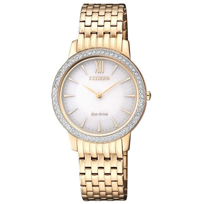 ساعت مچی عقربه ای زنانه سیتی زن مدل EX1483-84A